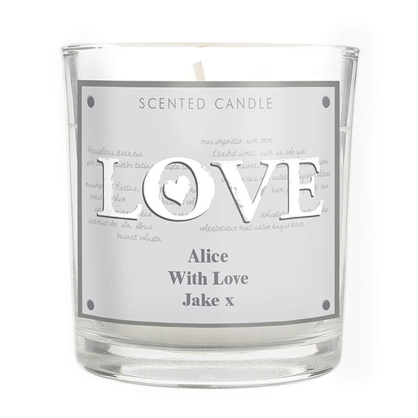 personalised-love-scented-jar-candle