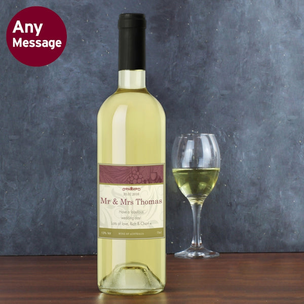 personalised-traditional-white-wine
