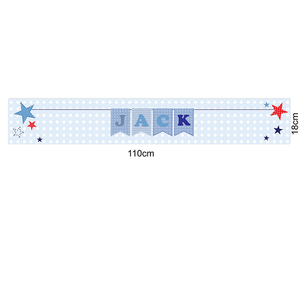 personalised-star-bunting-banner
