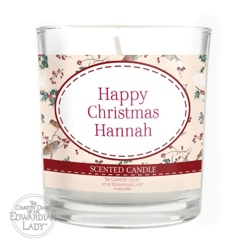 Country Diary Midwinter Scented Jar Candle