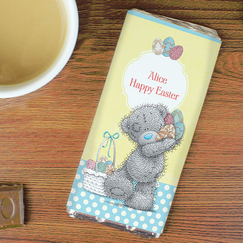 Personalised Me To You Easter Milk Chocolate Bar - Shane Todd Gifts UK