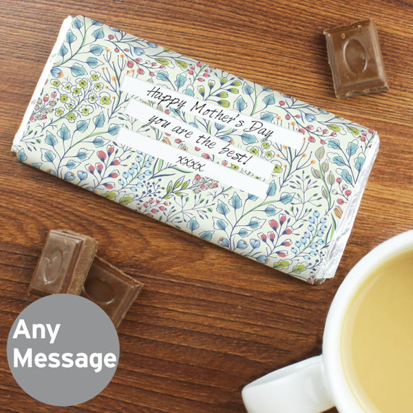 personalised-botanical-milk-chocolate-bar