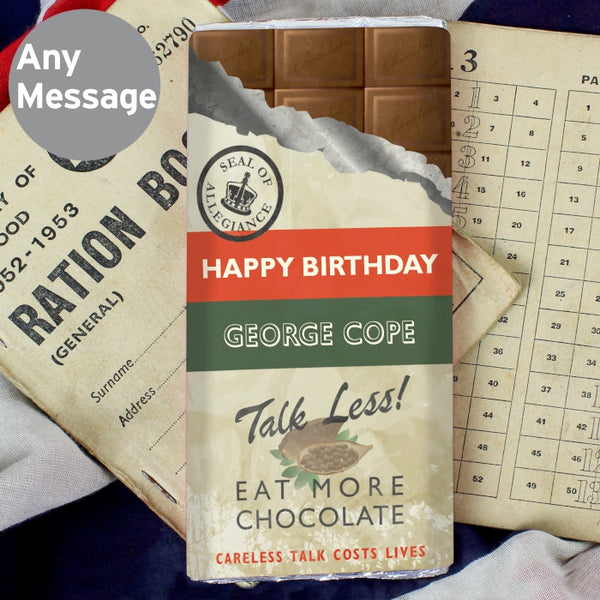 personalised-nostalgia-milk-chocolate-bar