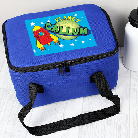 Buy Personalised Space Lunch Bag