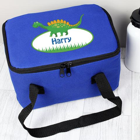 Buy Personalised Dinosaur Lunch Bag