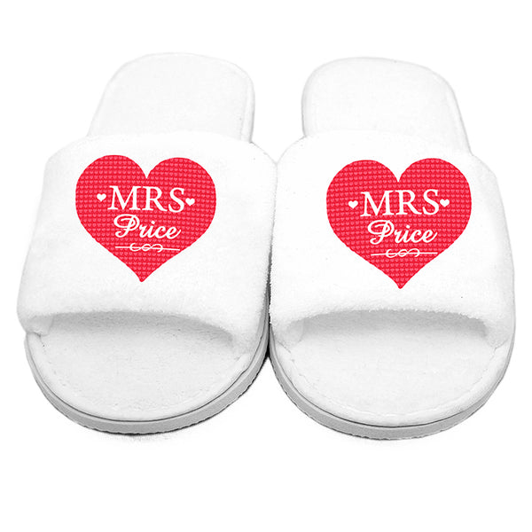 personalised-mrs-velour-slippers