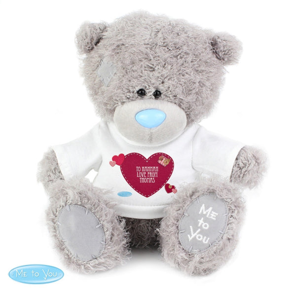personalised-me-to-you-bear-with-heart-t-shirt