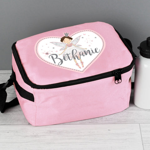 Buy Personalised Fairy Princess Lunch Bag
