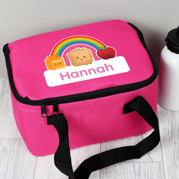 Personalised Healthy Eating Lunch Bag
