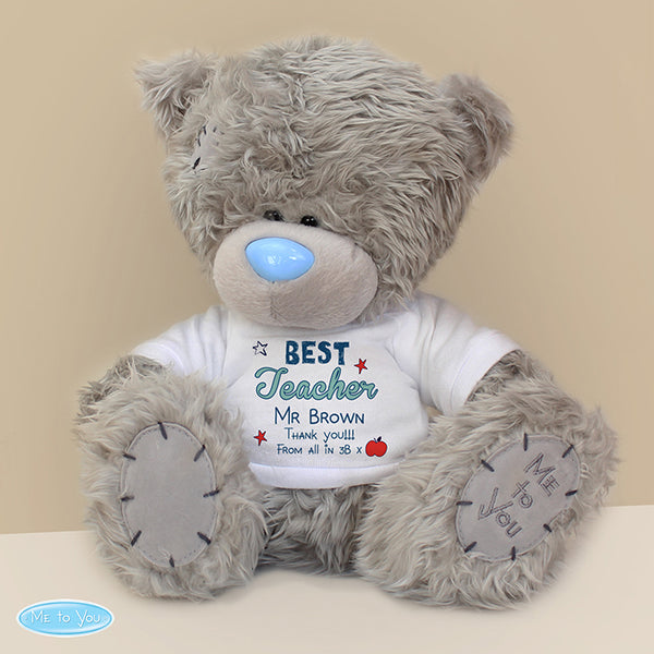 personalised-me-to-you-bear-with-best-teacher-t-shirt