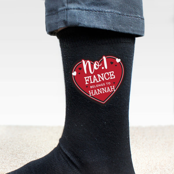 personalised-hearts-no-1-mens-socks