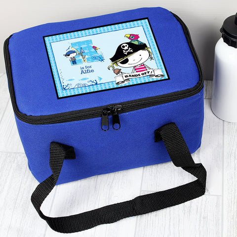 Buy Personalised Pirate Lunch Bag