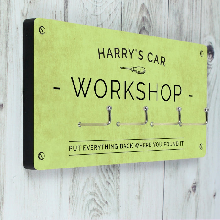 Personalised Workshop Hooks, Clasps & Hooks by Low Cost Gifts