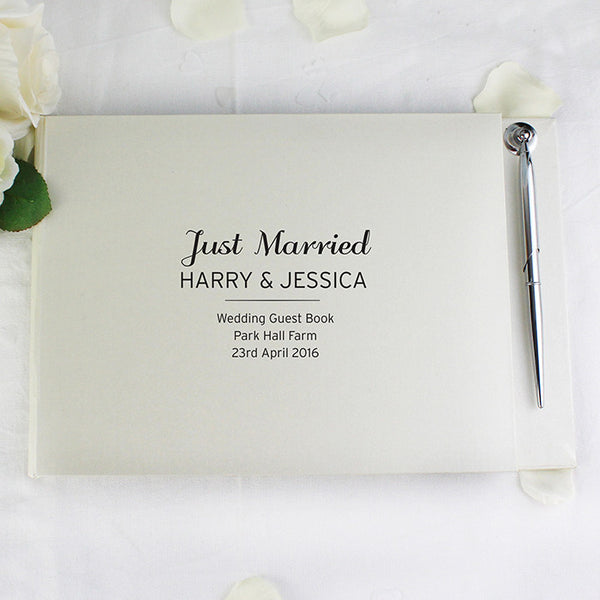 personalised-classic-guest-book-pen