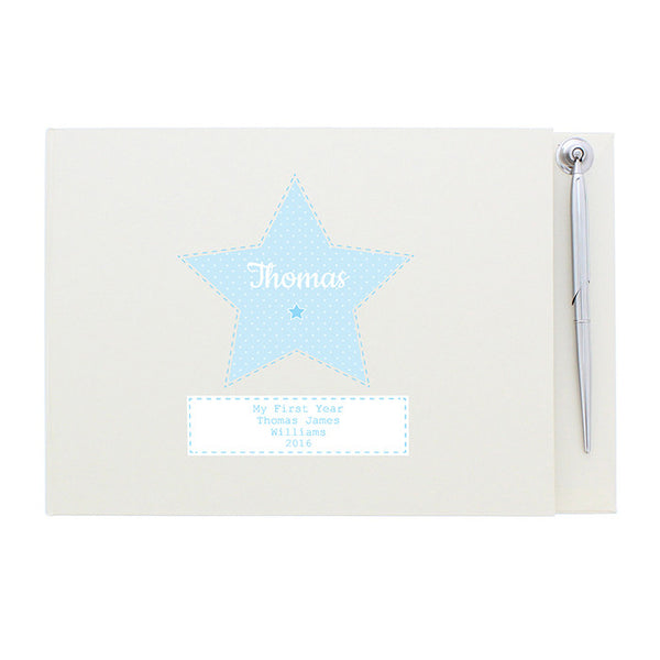 personalised-stitch-dot-boys-guest-book-pen