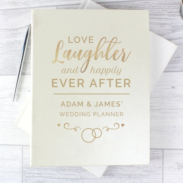 personalised-happily-ever-after-wedding-planner