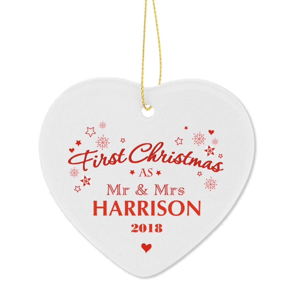 personalised-our-first-christmas-ceramic-heart-decoration
