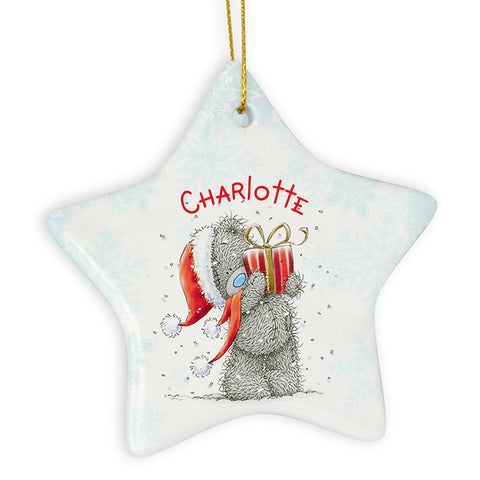 Buy Personalised Me To You Star Christmas Decoration