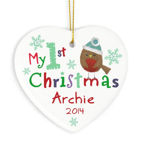 personalised-my-1st-christmas-ceramic-heart