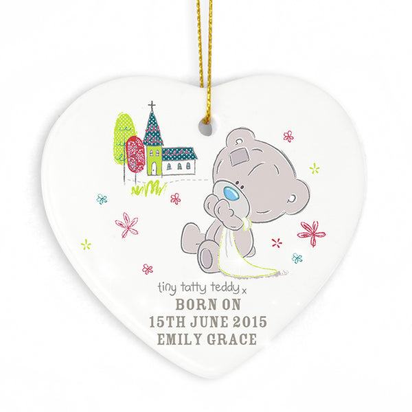 personalised-tiny-tatty-teddy-christening-ceramic-heart-decoration