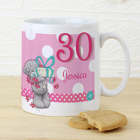 Personalised Me To You Big  Age Female Mug