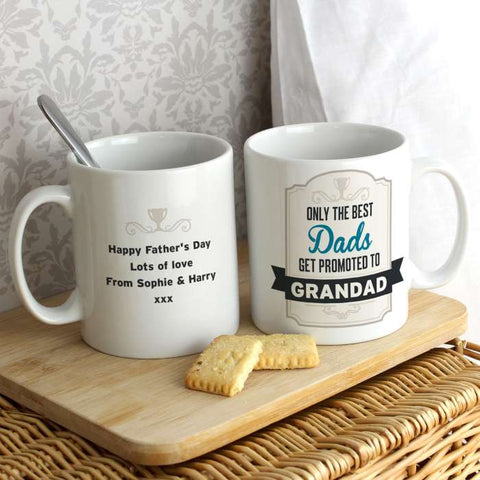 Buy Personalised Only the Best Dads....Mug