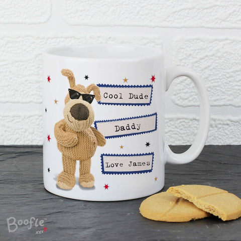 Buy Personalised Boofle Stars Mug