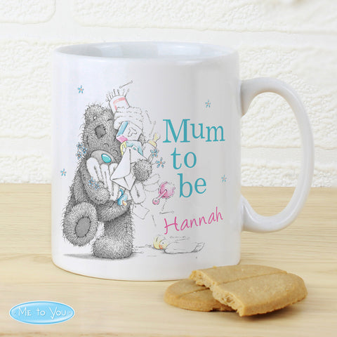 Buy Personalised Me to You Mum to Be Mug