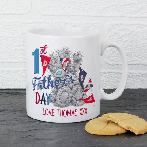 Personalised Me To You 1st Fathers Day Mug - Shane Todd Gifts UK