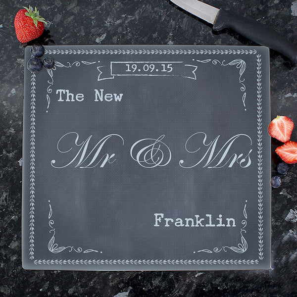 personalised-family-chalk-glass-chopping-board