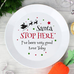 Santa Stop Here Collection