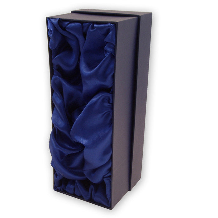Blue Presentation Gift Box - Suitable for Champagne Wine & Spirits - Shane Todd Gifts UK