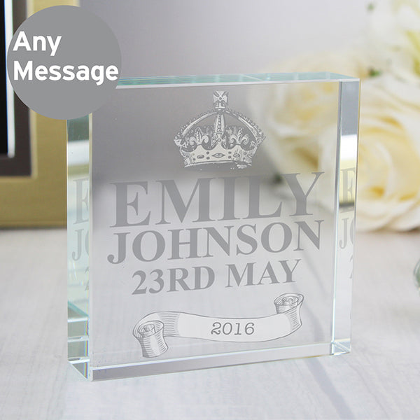 personalised-royal-crown-large-crystal-token