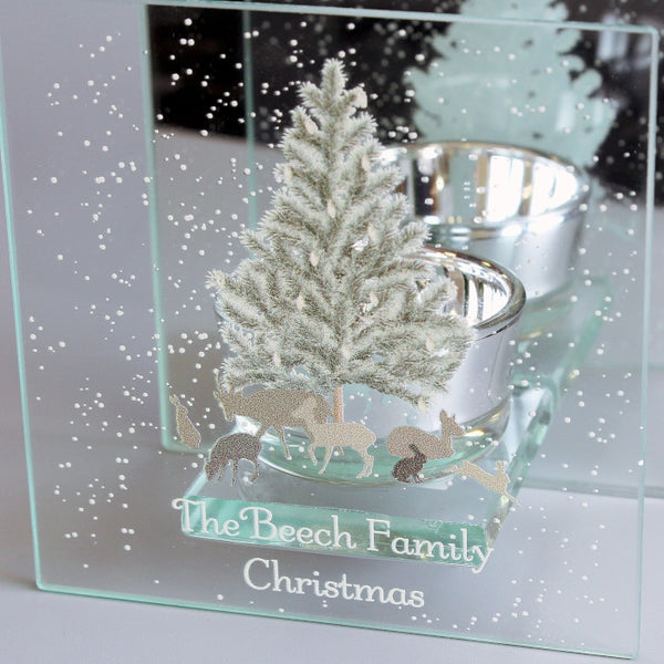 personalised-a-winters-night-mirrored-glass-tea-light-holder