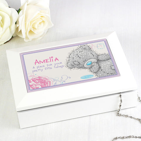 Personalised Me To You Girls Jewellery Box | ShaneToddGifts.co.uk