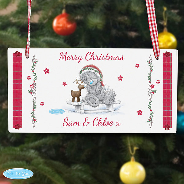 personalised-me-to-you-reindeer-wooden-sign