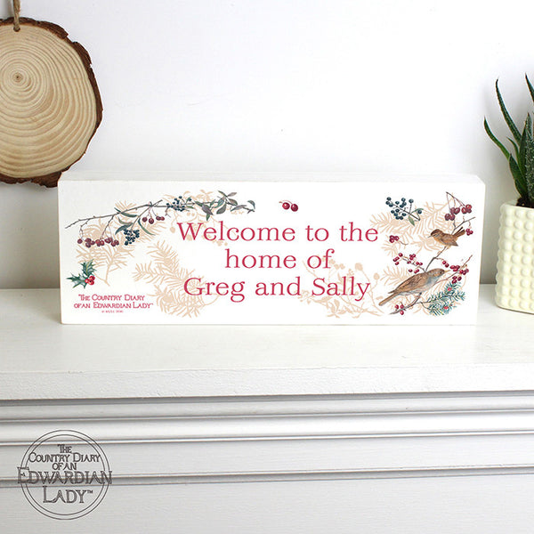 personalised-country-diary-midwinter-mantel-block
