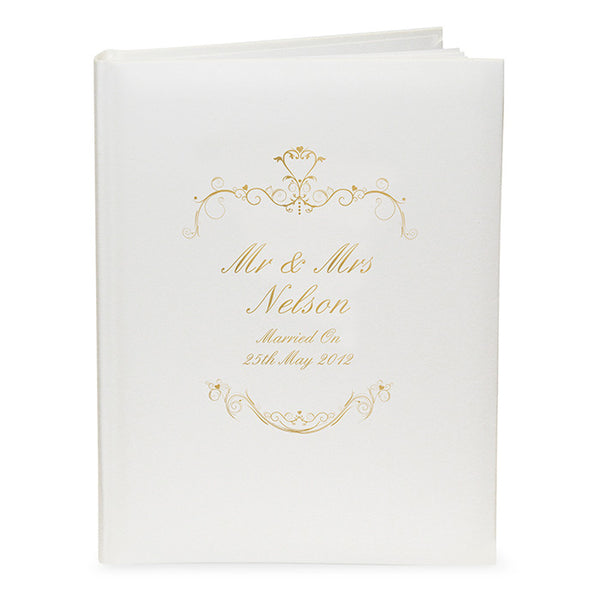 personalised-gold-ornate-swirl-traditional-album