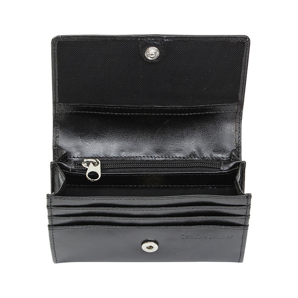 personalised-crown-balck-leather-purse