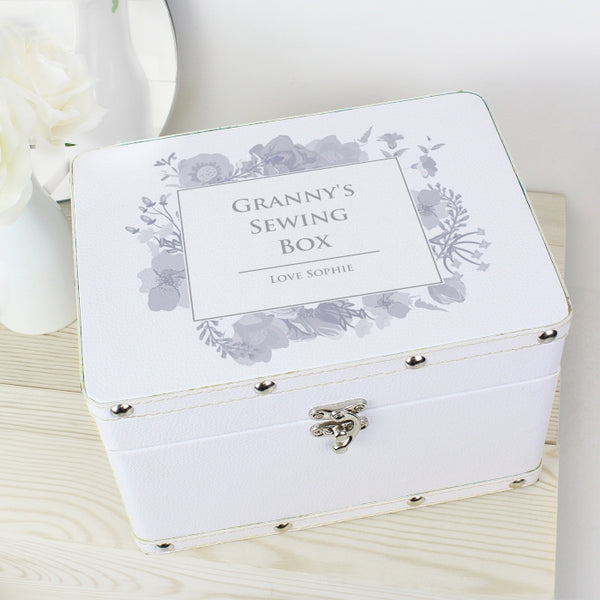 personalised-soft-watercolour-white-leatherette-keepsake-box