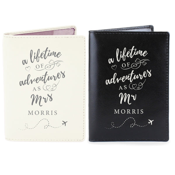 personalised-lifetime-of-adventures-mr-and-mrs-passports