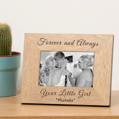 Forever and Always..Wooden Frame 6x4 | ShaneToddGifts.co.uk
