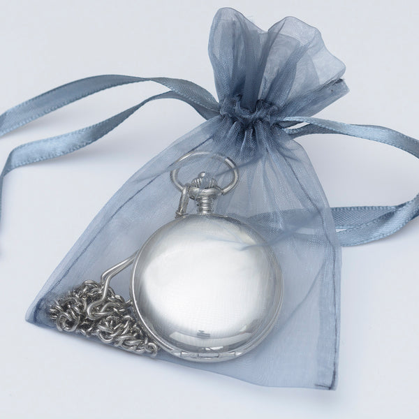 Personalised Pocket Watch - Dont be late...