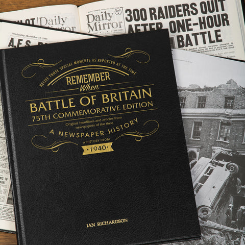BUY Battle of Britain Pictorial Edition Newspaper Book
