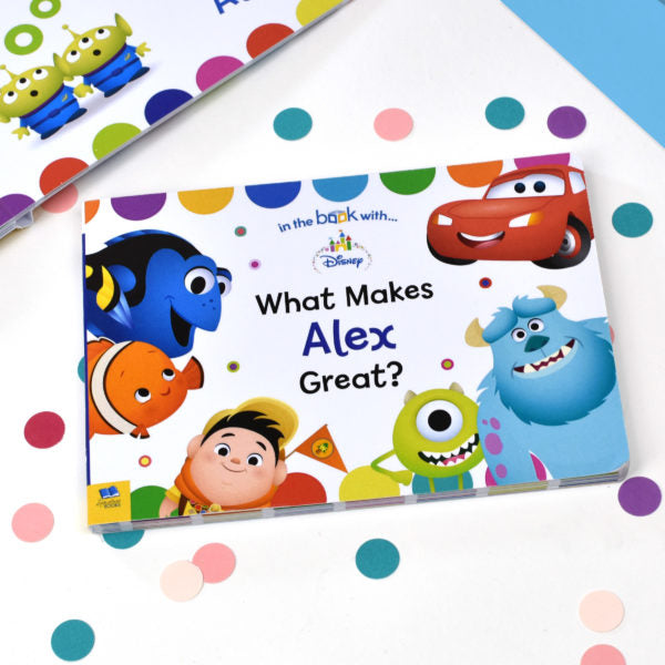 What Makes me Great Disney Pixar Board Book, Scrapbooking & Stamping Kits by Low Cost Gifts