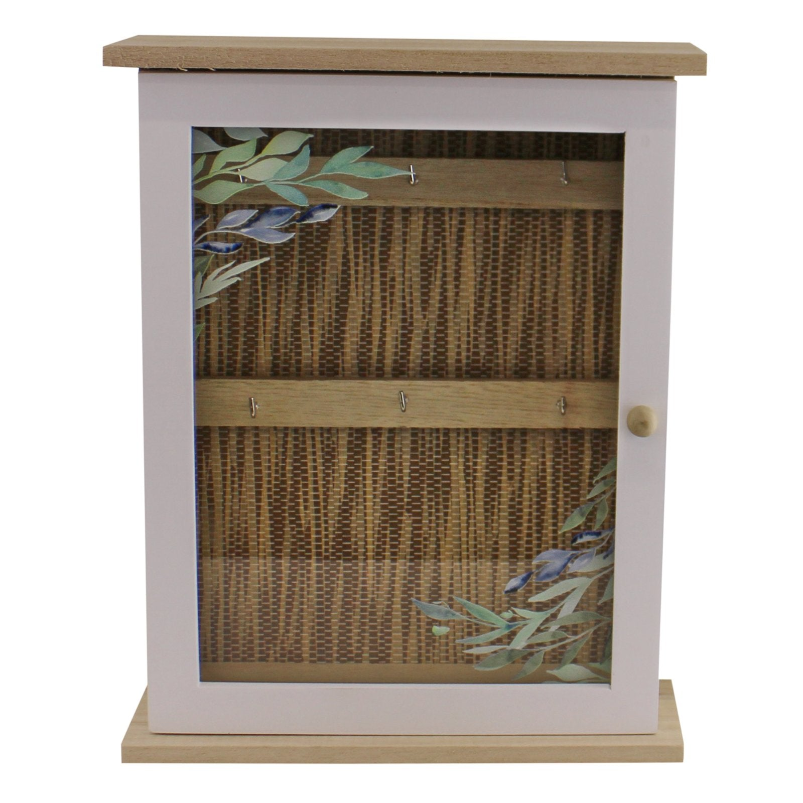Olive Grove Key Storage Box, Furniture by Low Cost Gifts