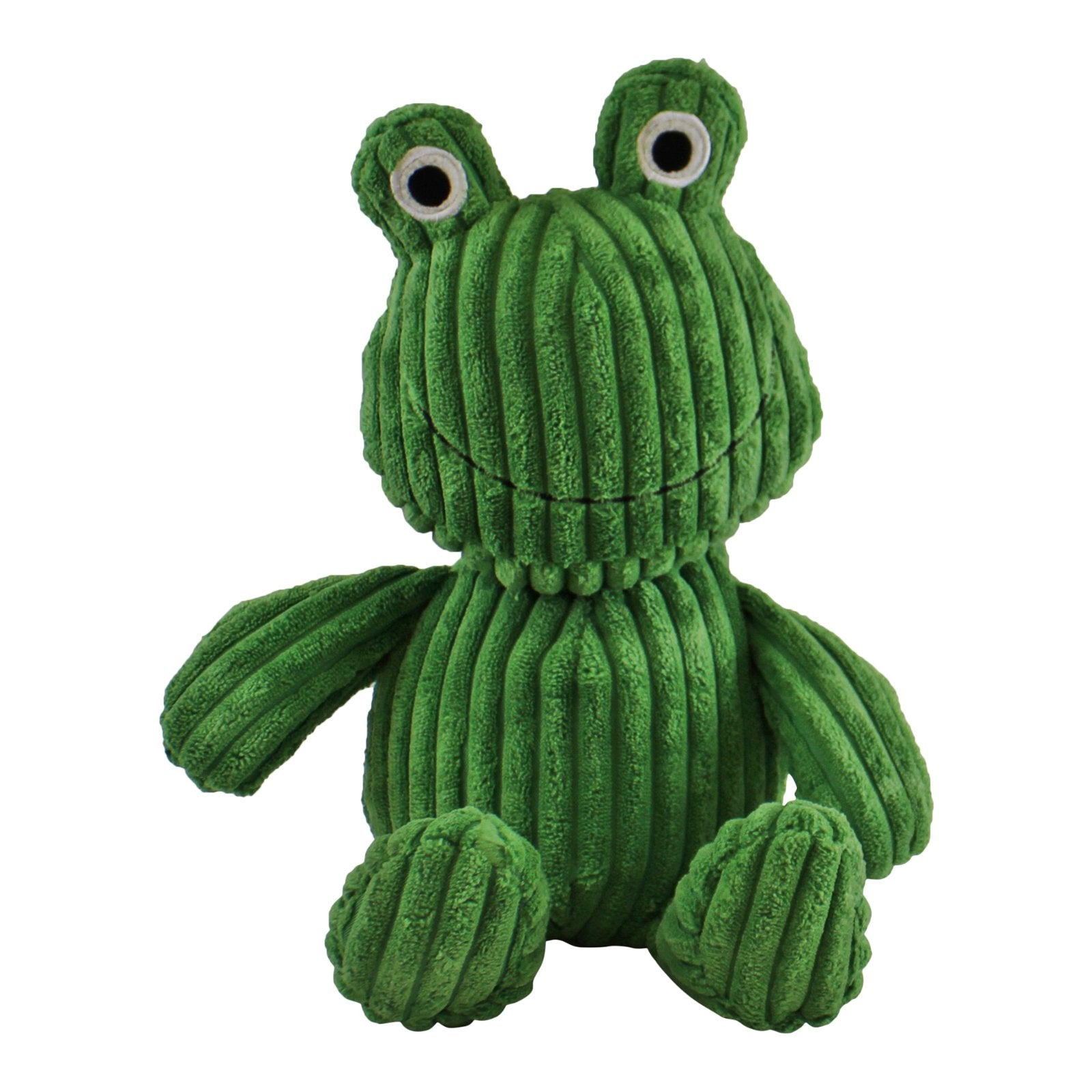 Ribbed Fabric Frog Doorstop, 27cm, Building Materials by Gifts24-7