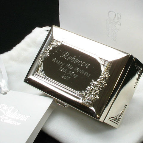 18th Birthday Trinket Box - Shane Todd Gifts UK