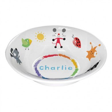 Arty Mouse Scatter Character Bowl - Shane Todd Gifts UK
