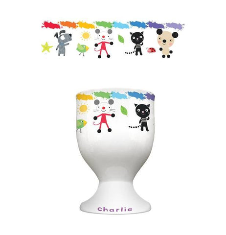 buy Arty Mouse Scatter Character Egg Cup